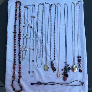 Jewelry - Necklace Bundle (11)